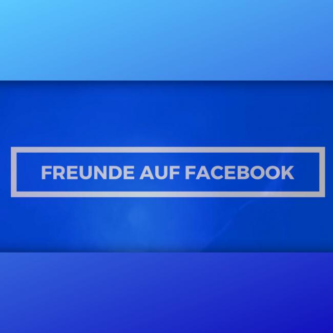Freunde auf Facebook CD-Cover